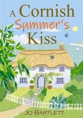 A Cornish Summer's Kiss ebook cover jpg